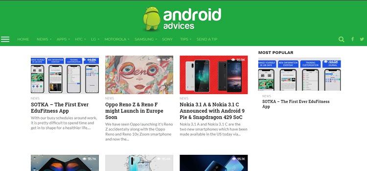 Amit Bhawani - Android Advices