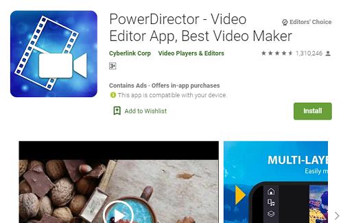 Power Director apk download