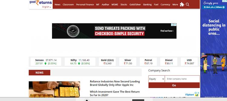 Good Return Financial Blog
