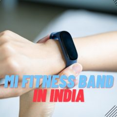 mi fitness band in india