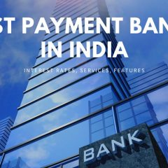 Best Payment Banks In India