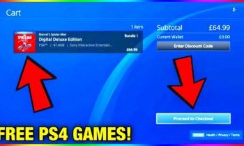 How To Get Paid Games For Free On PS4