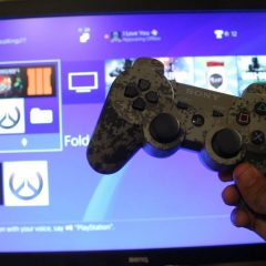 How To Use A PS3 Controller On PS4