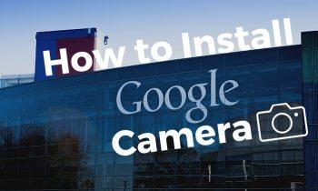 how to install google camera